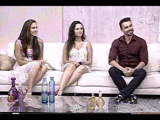 TVCOM Tudo+ - Aula de dança para o Carnaval - 11/02/14