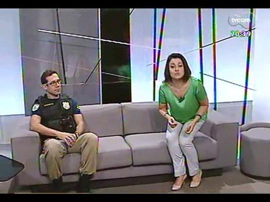 TVCOM Tudo Mais - Confira como será o trânsito no carnaval