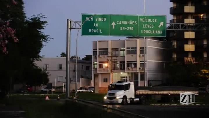 Maior porto rodoviário do país, Uruguaiana precisa de estradas e pontes modernas
