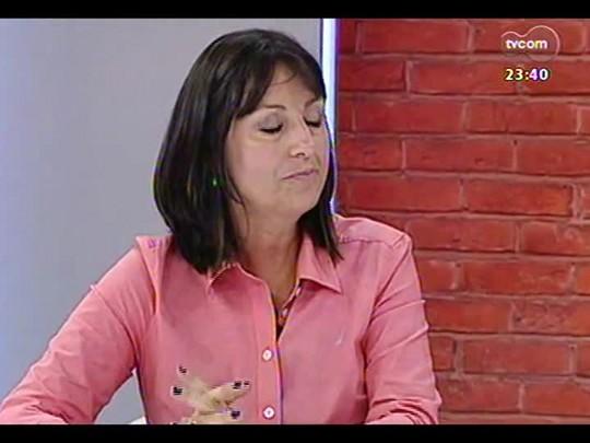 Mãos e Mentes - Jornalista Rosane Marchetti - Bloco 3 - 15/04/2014