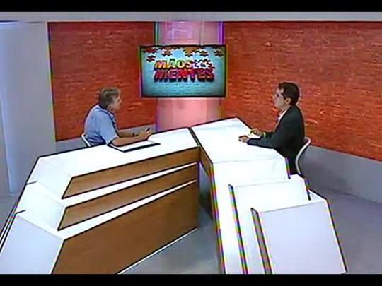 Mãos e Mentes - Planetarista Ary Nienow - Bloco 4 - 17/04/2014