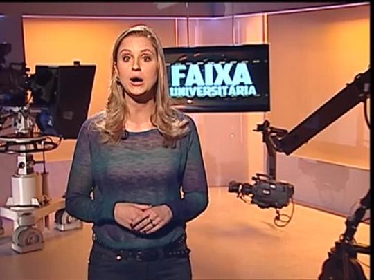 Faixa Universitária - Reportagem sobre música independente dos alunos de jornalismoda Ulbra/Canoas