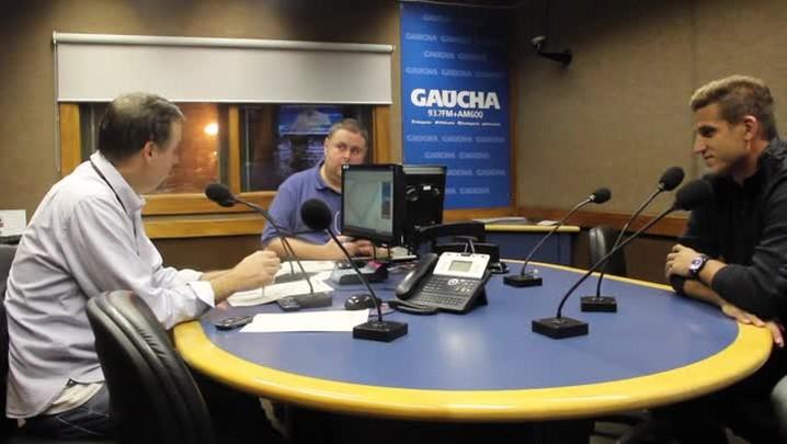 Entrevista exclusiva: Rafael Moura fala sobre momento no Inter - 28/04/2014