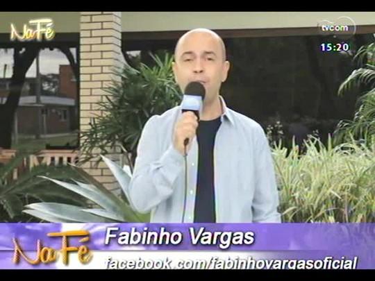 Na Fé - Clipes de música gospel e bate-papo com Samuel Barbosa - 04/05/2014 - bloco 2