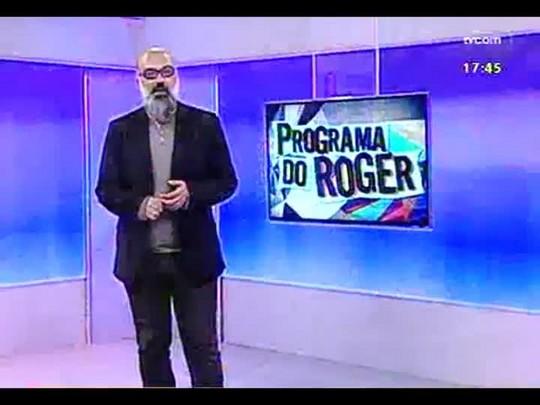 Programa do Roger - Músico Gabriel Levan - Bloco 1 - 02/05/2014