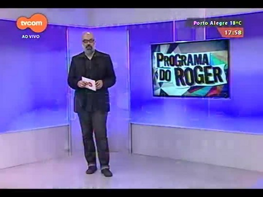 Programa do Roger - Estréias cinema - Bloco 2 - 06/09/2014