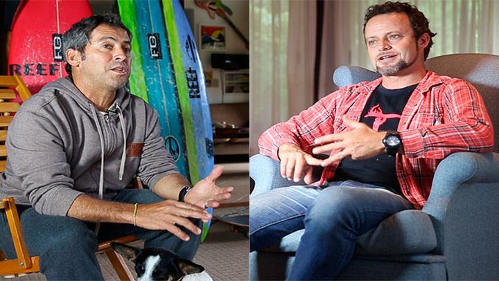 Ídolos do surfe comentam o fenômeno Medina