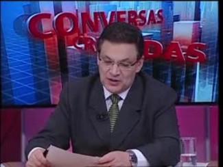 Conversas Cruzadas - Debate sobre a alta na taxa de juros - Bloco 4 - 30/10/2014