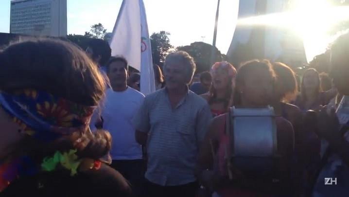 Bloco da Diversidade vai as ruas para se opor à manifestação contra presidente Dilma Rousseff