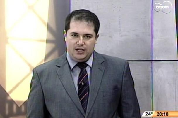 TVCOM 20h - Ave de Rapina: após conclusão das investigações, delegado da PF e prefeito César Souza falam em coletiva sobre o caso - 21.11.14