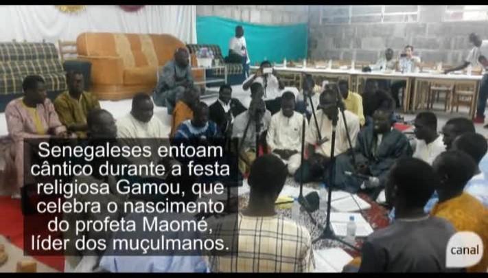Muçulmanos celebram, em Caxias, o nascimento do profeta Maomé