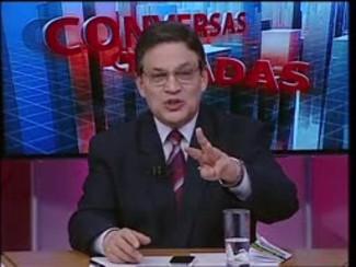Conversas Cruzadas - Conheça os novos secretários da capital - Bloco 4 - 25/02/15