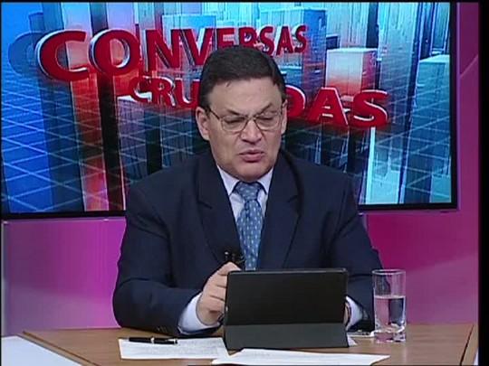Conversas Cruzadas - Debate sobre o custo da corrupção para o país - Bloco 4 - 24/03/15