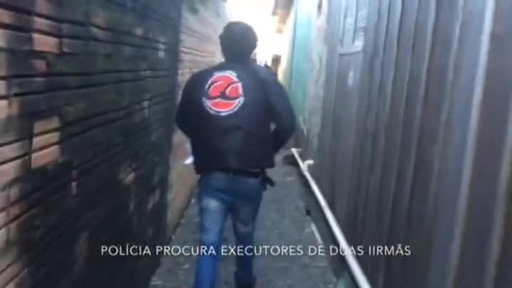 Polícia prende suspeitos de executar irmãs por dívida de R$ 300 em Canoas