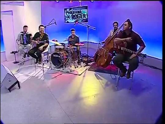 Programa do Roger - Quinteto Canjerana - Bloco 2 - 06/05/15