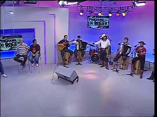Programa do Roger - Os Serranos - Bloco 2 - 18/05/15