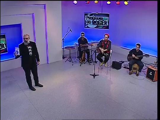 Programa do Roger - Marcello Caminha - Bloco 3 - 08/06/15