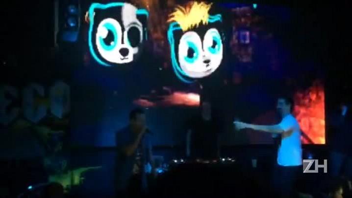 Backstreet Boys participam de festa em Porto Alegre