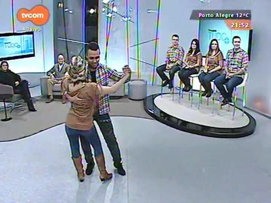 TVCOM Tudo Mais - \'Dança Comigo\' apresenta o ritmo que está fazendo a cabeça dos jovens: o sertanejo universitário