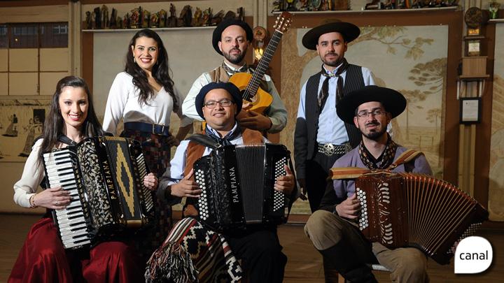 Seis músicos nativistas se reúnem para cantar e falar de suas inspirações