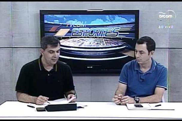 TVCOM Esportes. 2ºBloco. 24.09.15