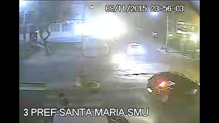 Jovem é esfaqueado após discussão de trânsito em Santa Maria