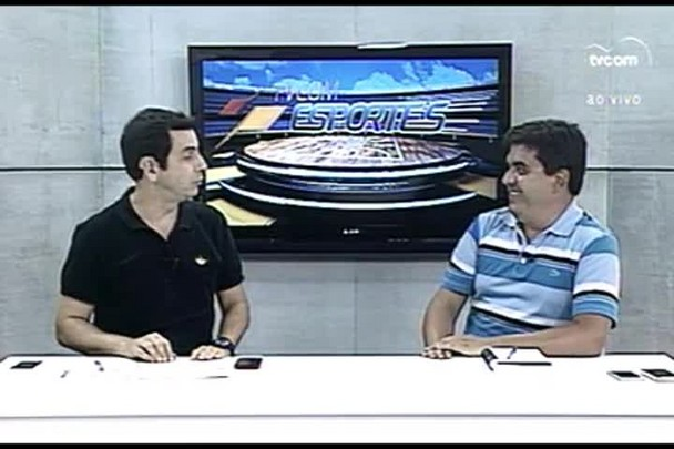 TVCOM Esportes. 1º Bloco. 06.01.16