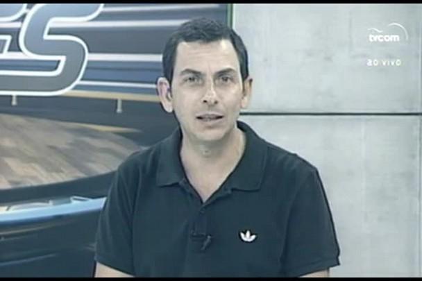 TVCOM Esportes. 2º Bloco. 26.01.16