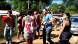 Moradores agridem policiais ap�s pris�o de traficante em Cachoeira do Sul