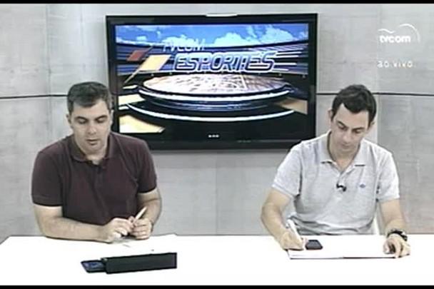 TVCOM Esportes. 4º Bloco. 12.02.16