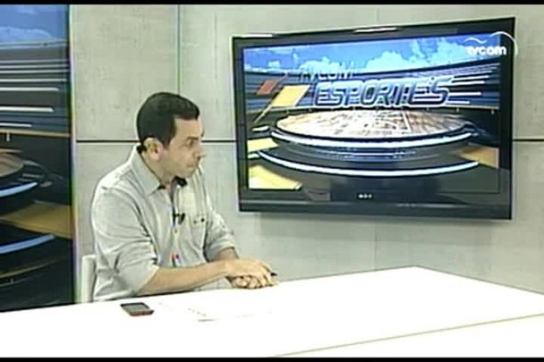 TVCOM Esportes. 4º Bloco. 03.03.16