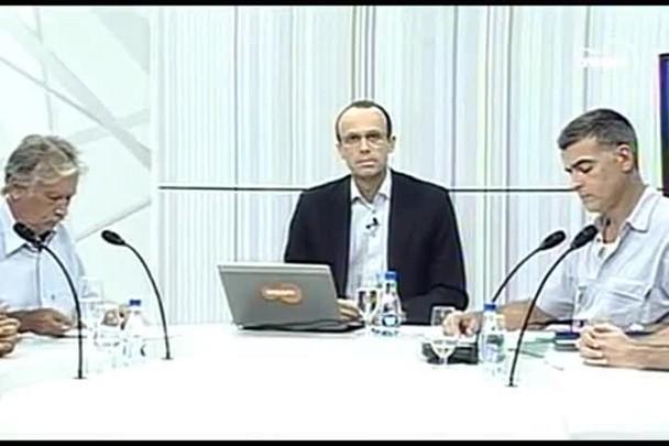 TVCOM Conversas Cruzadas. 3º Bloco. 04.03.16
