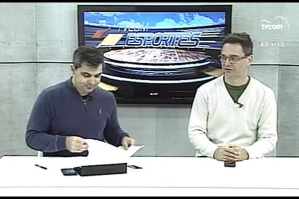 TVCOM Esportes. 1º Bloco. 07.06.16