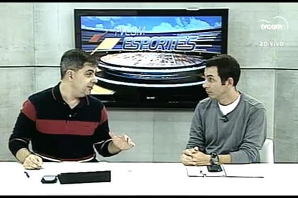 TVCOM Esportes. 4º Bloco. 07.07.16