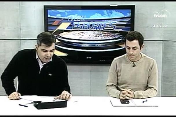 TVCOM Esportes. 2º Bloco. 08.07.16