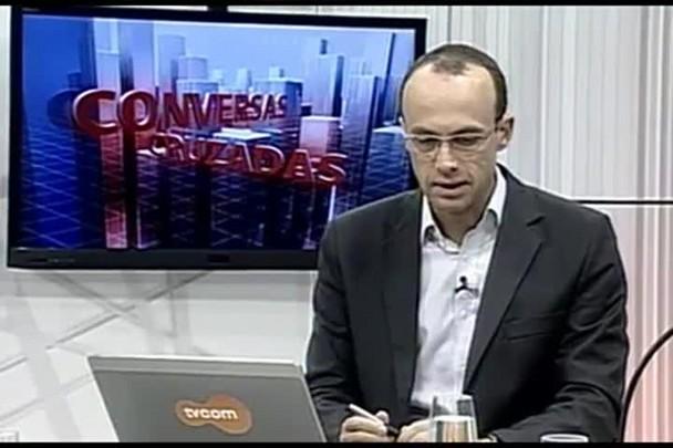 TVCOM Conversas Cruzadas. 2º Bloco. 12.07.16