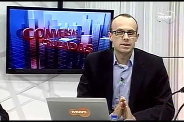 TVCOM Conversas Cruzadas. 2º Bloco. 10.08.16