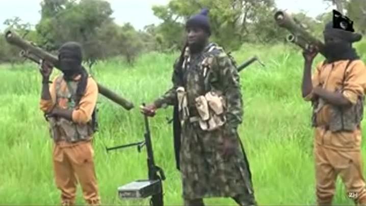 Líder do Boko Haram é ferido em bombardeio