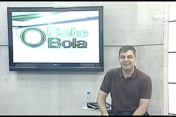 TVCOM Bate Bola. 3º Bloco. 29.08.16