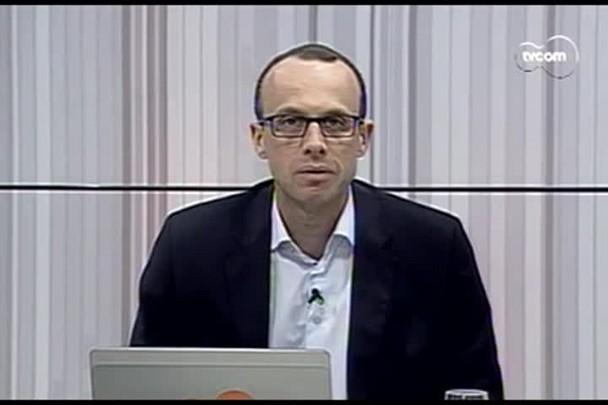 TVCOM Conversas Cruzadas. 1º Bloco. 05.09.16