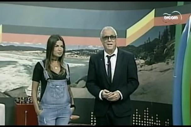 TVCOM De Tudo um Pouco. 1º Bloco. 18.09.16