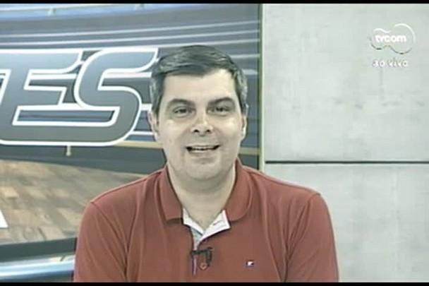 TVCOM Esportes. 4º Bloco. 22.09.16