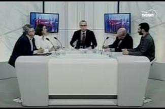TVCOM Conversas Cruzadas - Entrevista com Angela Amin e o candidato a vice-prefeito Rodolfo Pinto da Luz - 17.10.16