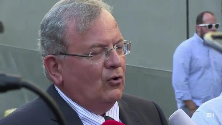 Embaixador grego está desaparecido no Rio