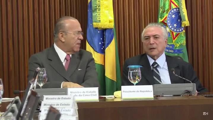 A lista de Fachin sacode Brasília