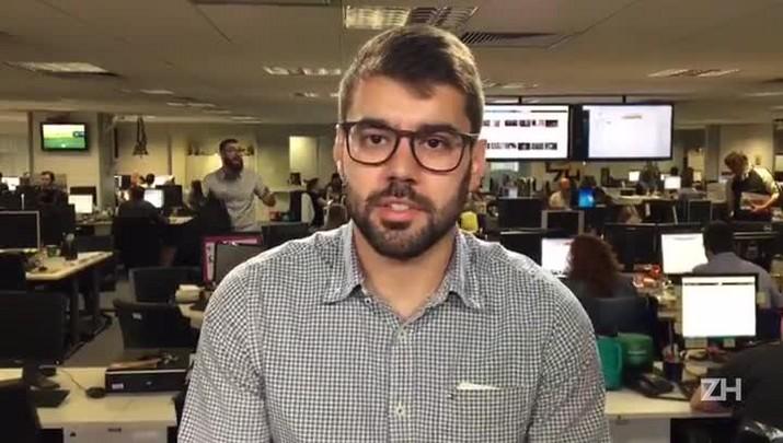 Diori Vasconcelos comenta a arbitragem de Inter x Oeste