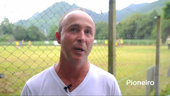 Amadores Futebol Clube 5, O artilheiro Zatti
