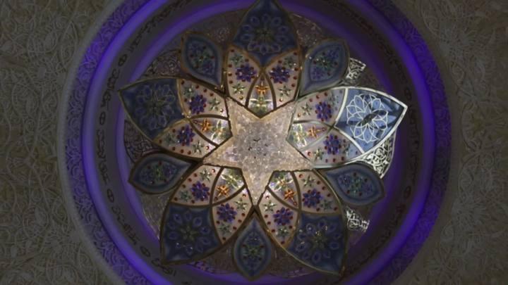 A arquitetura das mesquitas
