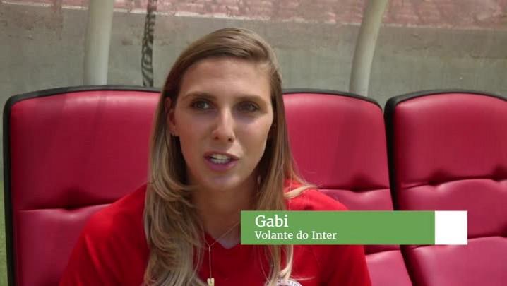 As irmãs Duda e Gabi, duas gerações do futebol feminino de volta ao Inter