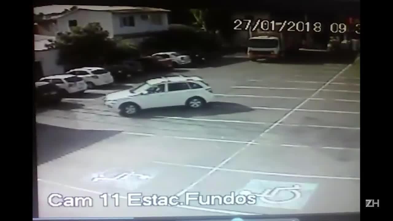 Policial é baleado durante assalto na Zona Norte